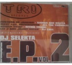 Various – Tri Records Dj Selekta E.p. Vol.2 - (CD)