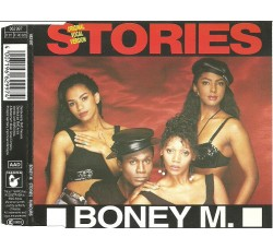Boney M. ‎– Stories - (CD)