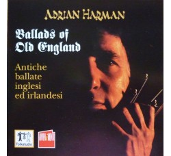 Adrian Harman ‎– Ballads Of Old England - (CD)