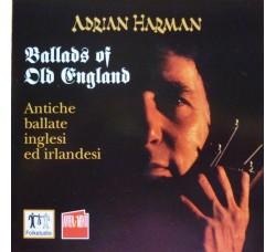 Adrian Harman – Ballads Of Old England - (CD)