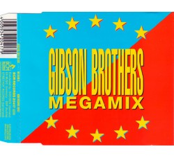 Gibson Brothers ‎– Megamix - (CD)