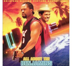 Various ‎– Origional Motion Picture Soundtrack ALL ABOUT THE BENJAMINS - (CD)
