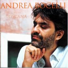 Andrea Bocelli – Cieli Di Toscana - CD, Album 2001