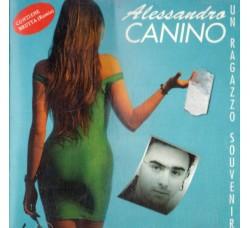 Alessandro Canino – Un Ragazzo Souvenir - (CD)
