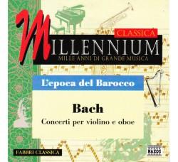 Bach* – Concerti Per Violini E Oboe - (CD)