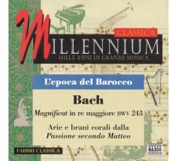 Bach* – Magnificat In Re Maggiore BWV 243 / Aria E Brani Corali Dalla Passione Secondo Matteo - (CD)