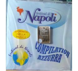 Festival di Napoli – Compilation Azzurra – CD
