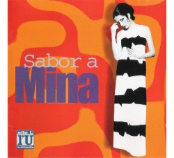 Mina (3) – Studio Mina 4 - Sabor A Mina - (CD)