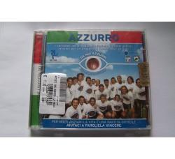Various – Azzurro Da Noi Azzurri Un Occhio Di Riguardo - (CD)