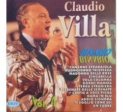 Claudio Villa ‎– Vol. 4 - Binario - (CD)