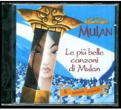 Various – Walt Disney I Classici Le Più Belle Canzoni Di Mulan - (CD)