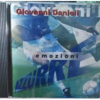 Giovanni Daniele – Emozioni azzurre - CD