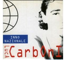 Luca Carboni – Inno Nazionale - (CD)