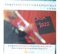 Angelo Olivieri – Caos musique live (CD)