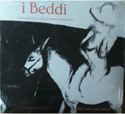 I beddi – Ppi jocu e pp'amuri –CD