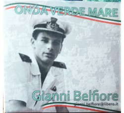 Gianni Belfiore – Onda verde mare –CD