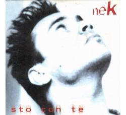 Nek – Sto Con Te - (CD)