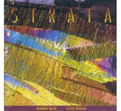 Robert Rich / Steve Roach – Strata - (CD)