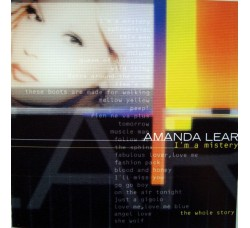 Amanda Lear ‎– I'm A Mistery - The Whole Story - (CD)