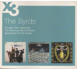 The Byrds ‎– X3 - (CD)