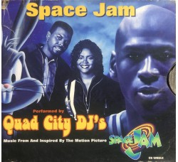 Quad City DJ's ‎– Space Jam - (CD)