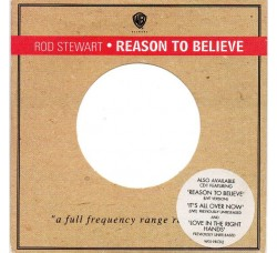 Rod Stewart ‎– Reason To Believe - (CD)