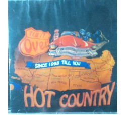 Turnover band – Hot country - (CD)