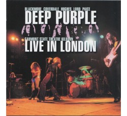 Deep Purple ‎– Live In London - (CD)