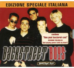 Backstreet Boys ‎– Backstreet Boys - (CD)