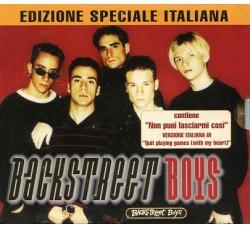 Backstreet Boys – Backstreet Boys - (CD)