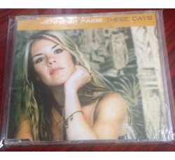 Jennifer Paige ‎– These Days - (CD)