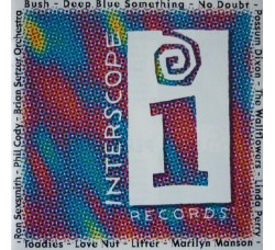 Various ‎– Interscope Records  (CD compilation)