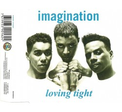 Imagination ‎– Loving Tight  (CD)