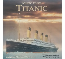 Ray Hamilton Orchestra & Singers ‎– Music From Titanic (CD)