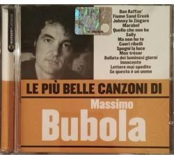 Massimo Bubola – Le Più Belle Canzoni Di Massimo Bubola – CD