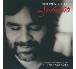 Andrea Bocelli, London Symphony Orchestra*, Lorin Maazel – Sentimento