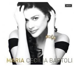 Cecilia Bartoli, Orchestra La Scintilla, Ada Pesch, Adam Fischer (2) – Maria (CD)