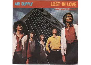 Air Supply – Lost In Love