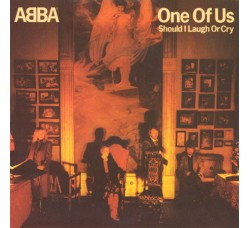 ABBA ‎– One Of Us - 45  Giri