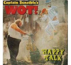 Captain Sensible – Wot! – Prima stampa 1982