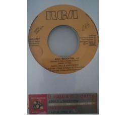 David Grant / Daryl Hall & John Oates – Love Will Find A Way / Adult Education - (Single Juke Box)
