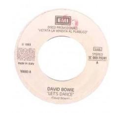 David Bowie / Garbo (3) – Let's Dance / Generazione - (Single juke box)