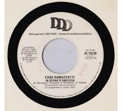 Eros Ramazzotti / Ciao Fellini – In Segno D'Amicizia / La Mia Banda Suona Il Rock - (Single juke box)
