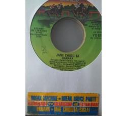 Break Machine / Jane Chiquita – Break Dance Party / Banana - (Single jukebox)