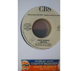 Eighth Wonder / Jakie Quartz – Cross My Heart / Emotion -  (Single jukebox)