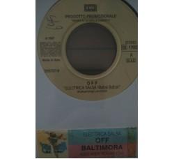 Off / Baltimora – Electrica Salsa (Baba Baba) / Key Key Karimba -  (Single jukebox)