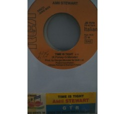 Amii Stewart / GTR (2) ‎– Time Is Tight / When The Heart Rules The Mind -  (Single jukebox)