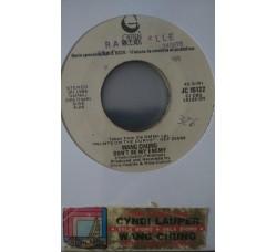 Cyndi Lauper / Wang Chung – Time After Time / Don't Be My Enemy  -  (Single jukebox)