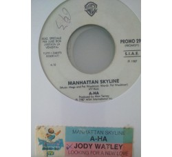 A-HA / Jody Watley ‎– Manhattan Skyline / Looking For A New Love - (Single jukebox)
