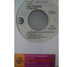 Dionne Warwick & Steve Wonder / Phil Fearon & Galaxy – It's you / Everybody's laughing - (Single jukebox)